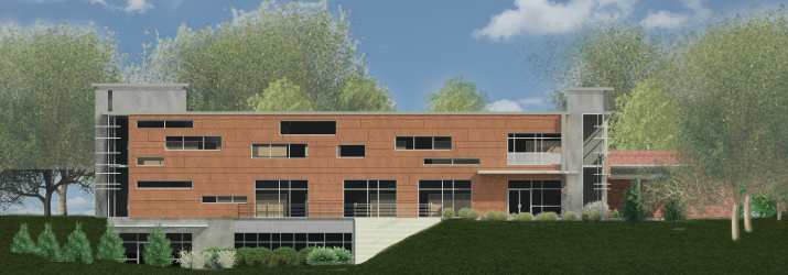 Laddawn Commercial Office Expansion