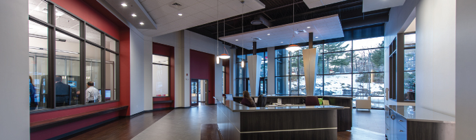 Corporate Interior Design Maugel Architects Enterasys