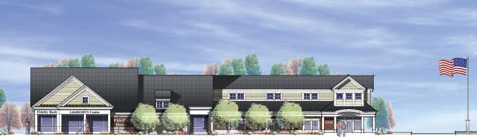 Bank Design Maugel Architects Fidelity