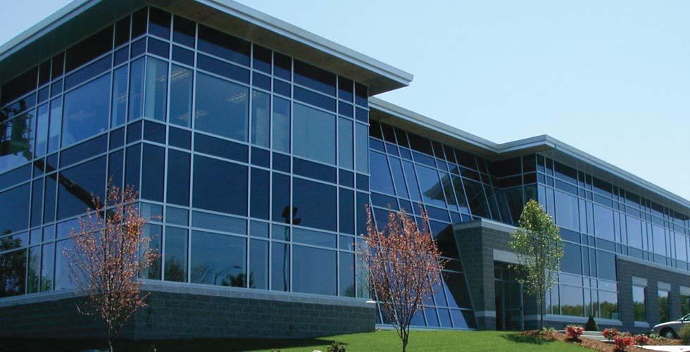 Industrial Building Design Maugel Architects Salem Glass