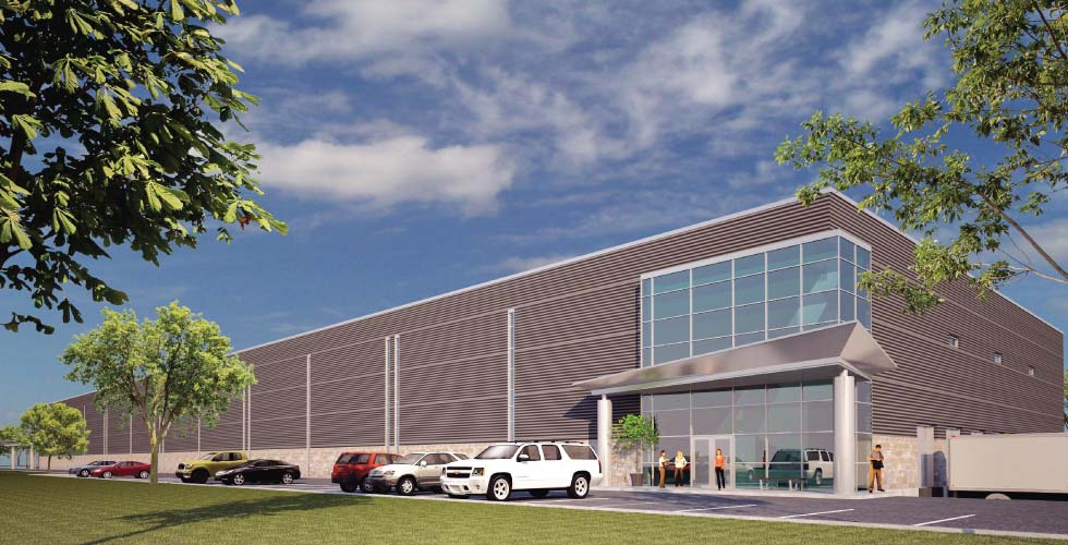 Industrial Building Design Maugel Architects Upton Drive