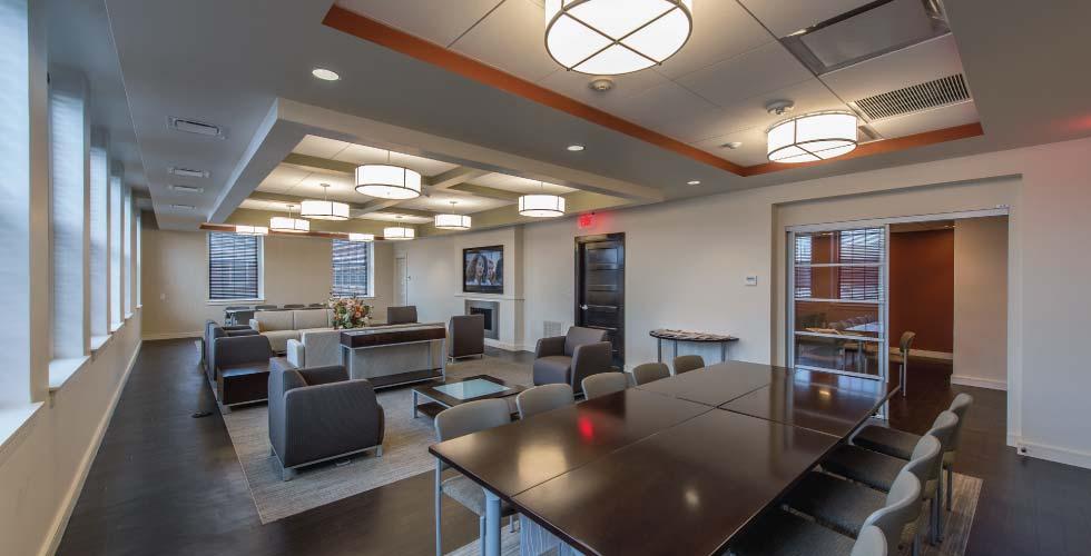 Educational design boston college law school maugel - Interior design schools in boston ...