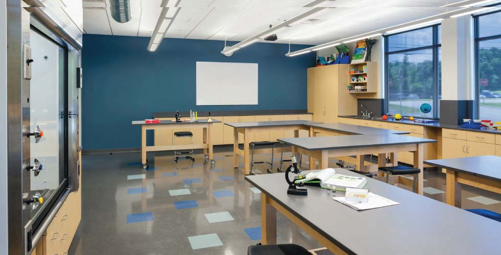 School Design Maugel Architects World Academy