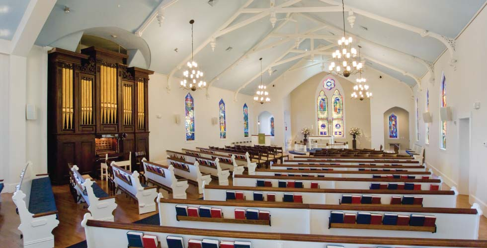 Church Design Maugel Architects
