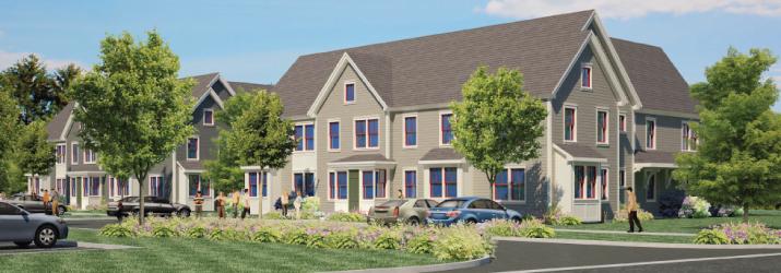 Salisbury Affordable Housing Maugel Architects