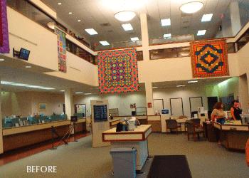 Banking Interior Design Winchester Savings