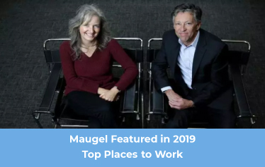 Maugel Architects 2019 Boston Globe Top Places to Work