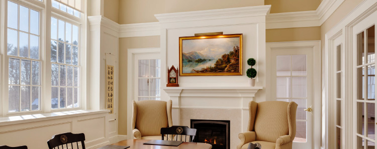 Gordon Conwell Interior Design