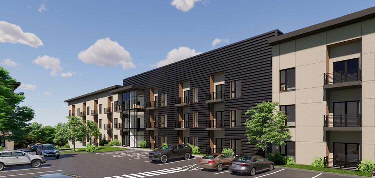 Brook Street Multifamily Design