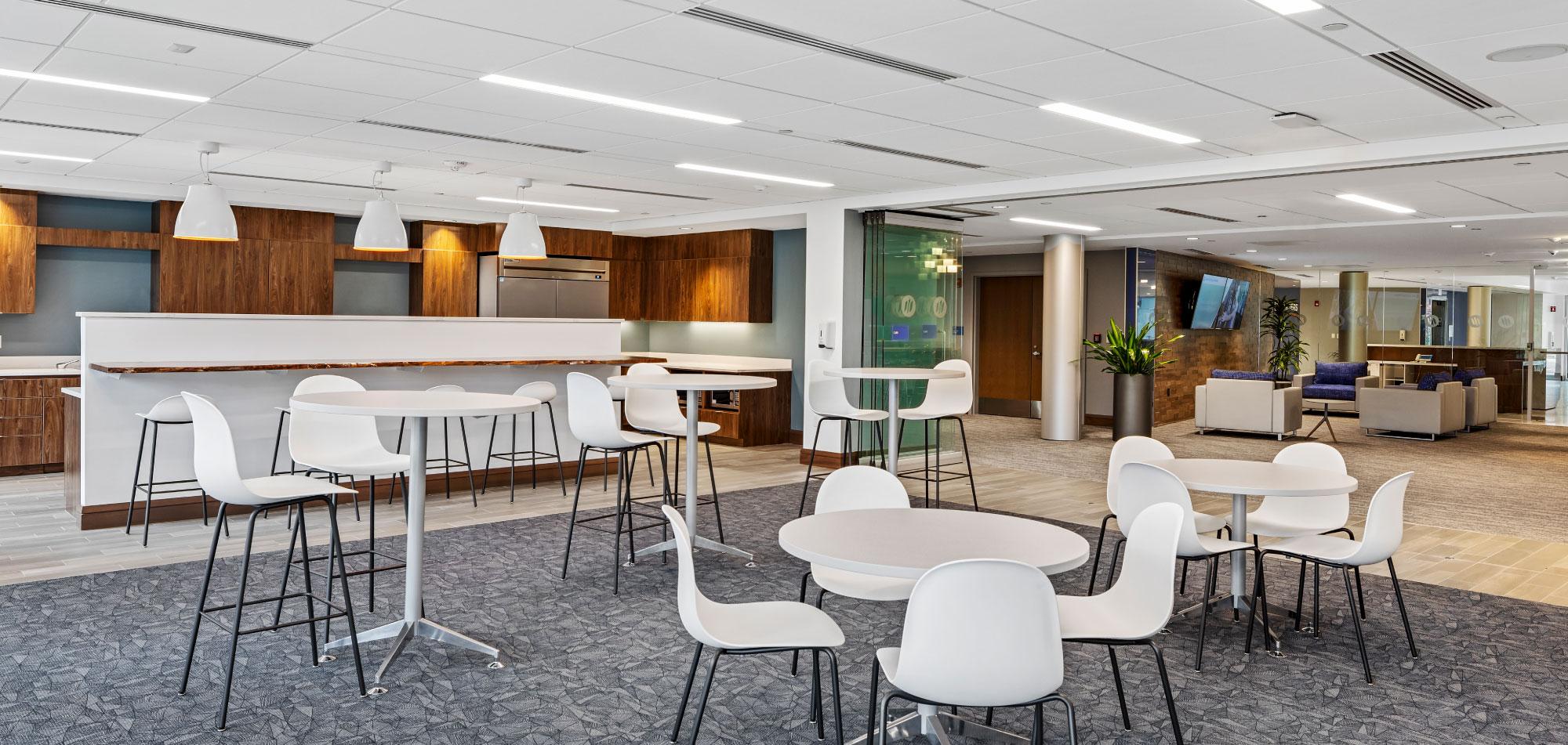 Workers Credit Union Corporate Interior Design