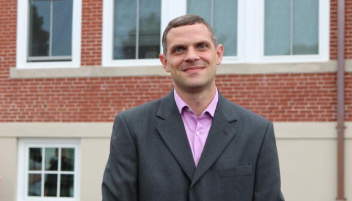 Jonathan Cocker Principal Maugel Architects