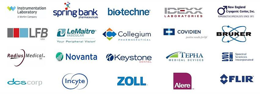 Life Science Client Graphic