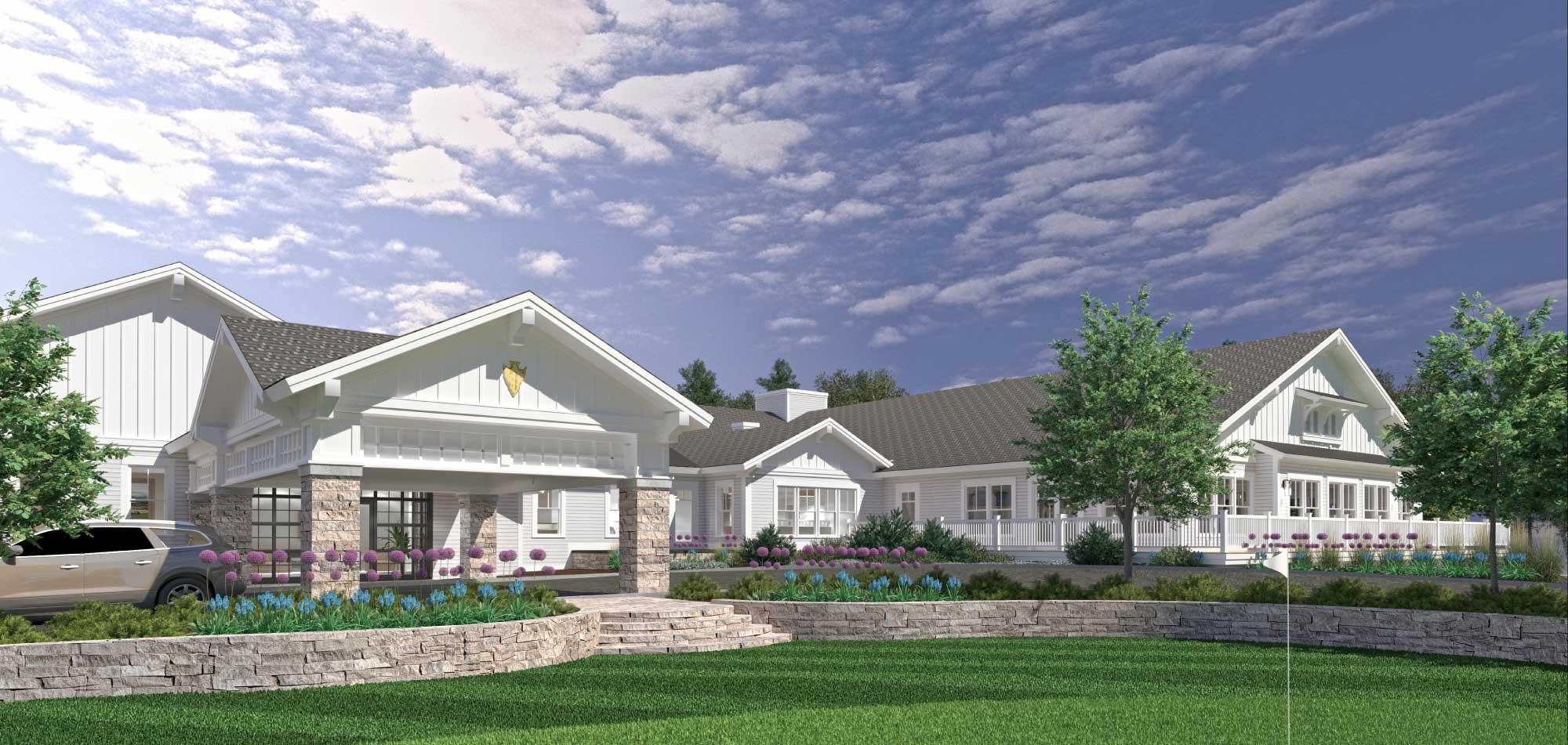 Nashawtuc-Country Club Design