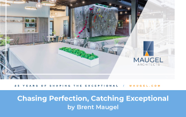 Chasing Perfection, Catching Exceptional by Brent Maugel