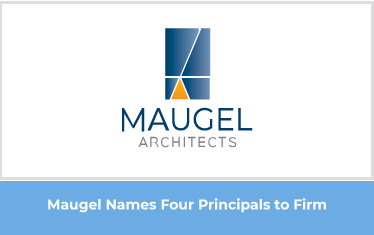 Maugel Architects PrincipalAnnouncement