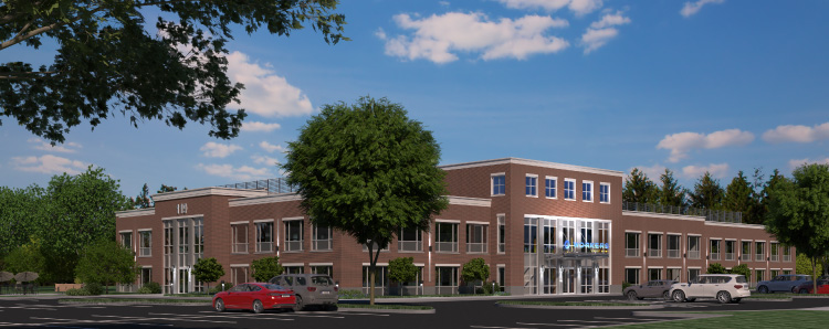 Workers Credit Union Facade Design