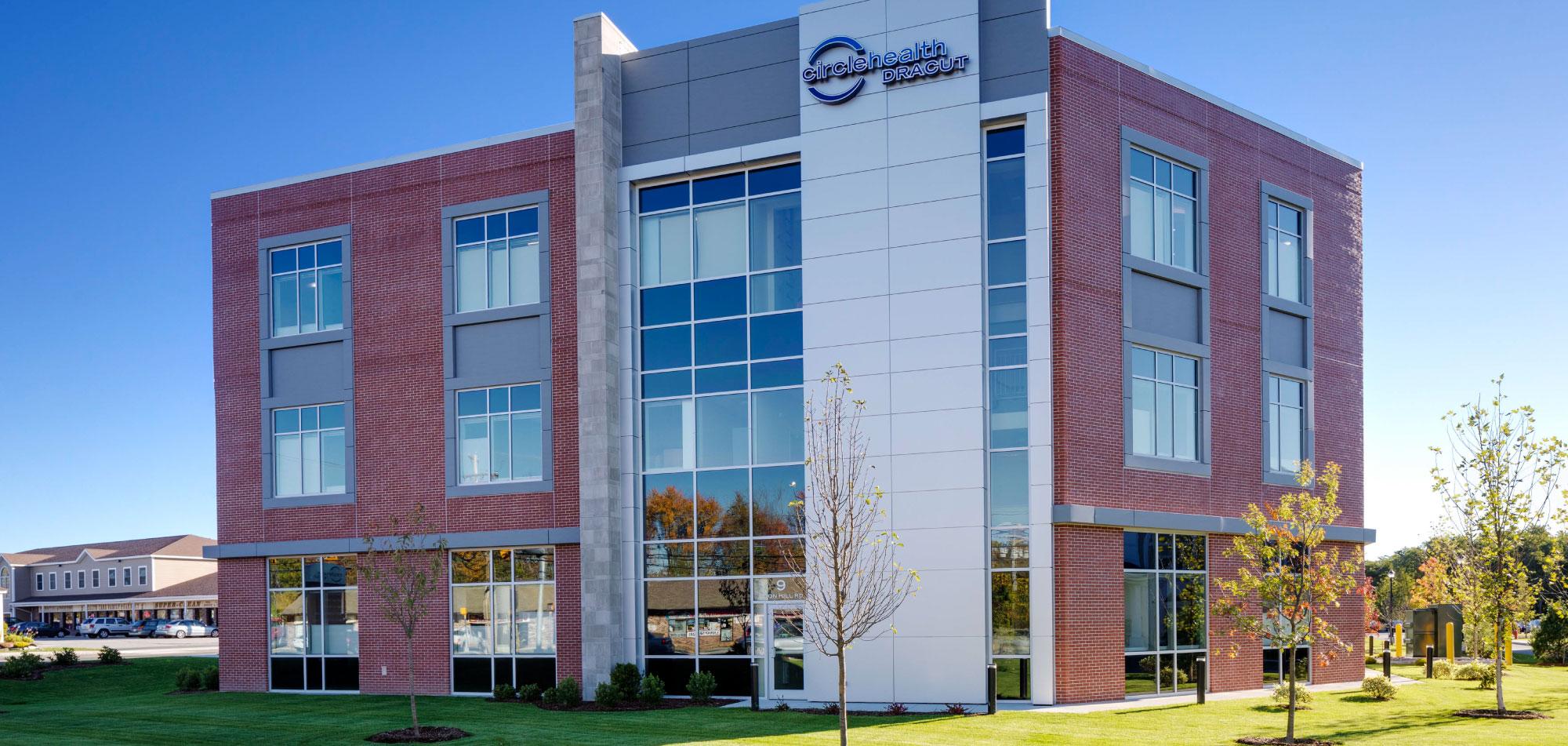 Circle Health Healthcare Satellite Facility Design