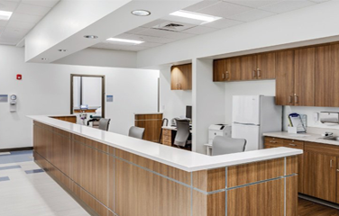 healthcare design maugel architects