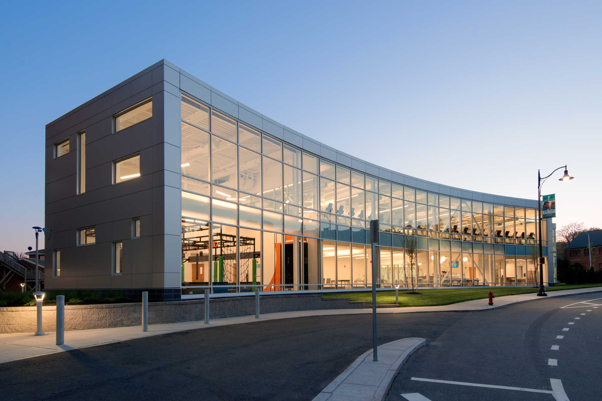 Maugel and Campanelli Complete New Demakes Family YMCA in Lynn
