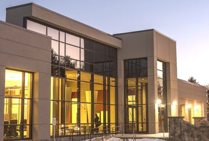 Maugel's Corporate Interior Design for Enterasys Featured in High-Profile