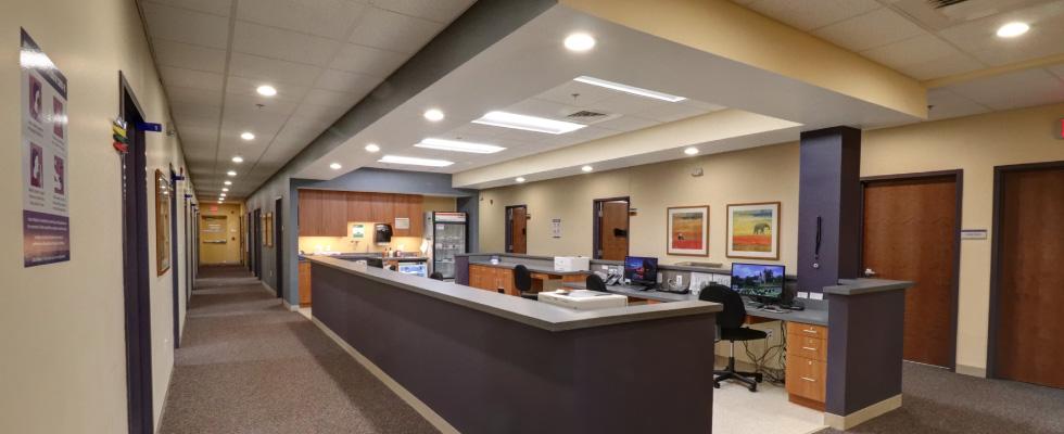 Acton Medical Office Design Hudson