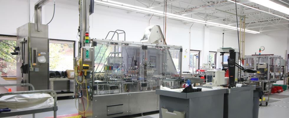Bio-Techne Life Science Lab Design