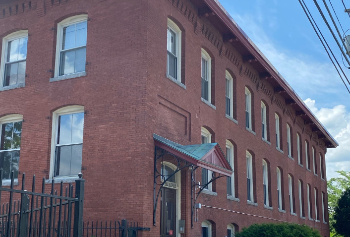 Lowell Broadway Street Apartments Complete