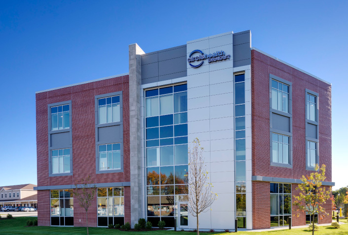 Differentiated Healthcare Facility Design at Circle Health Dracut
