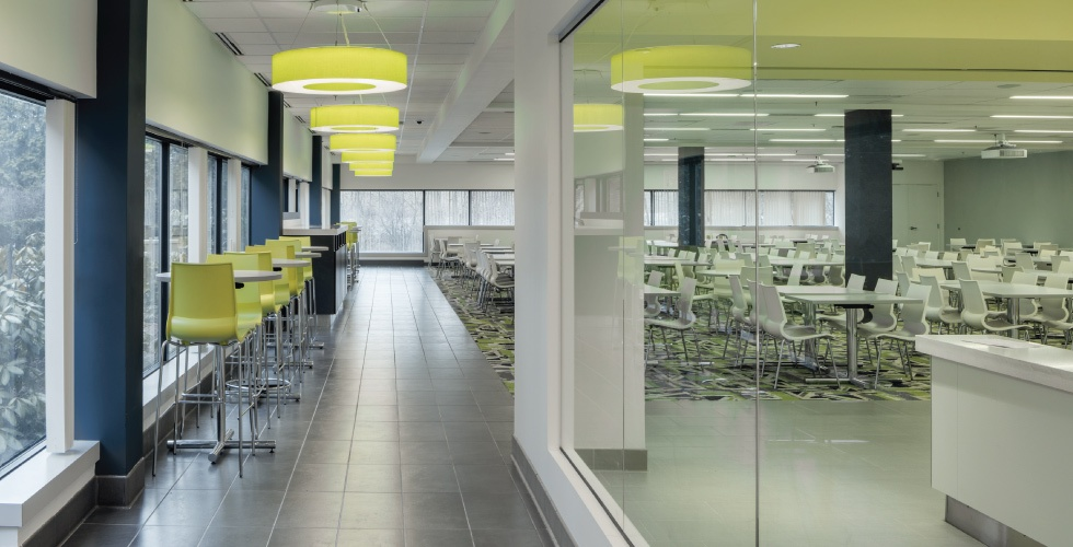 Workspace Design_Cafeteria_TJX