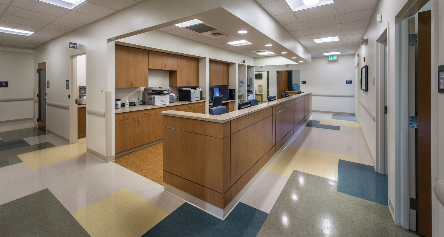 Health Care Design Maugel Architects_ Circle Health Westford