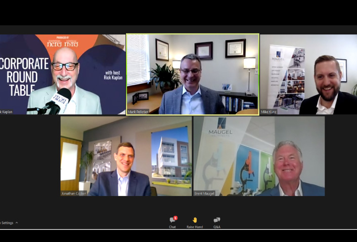 Maugel Architects Corporate Roundtable Virtual Event