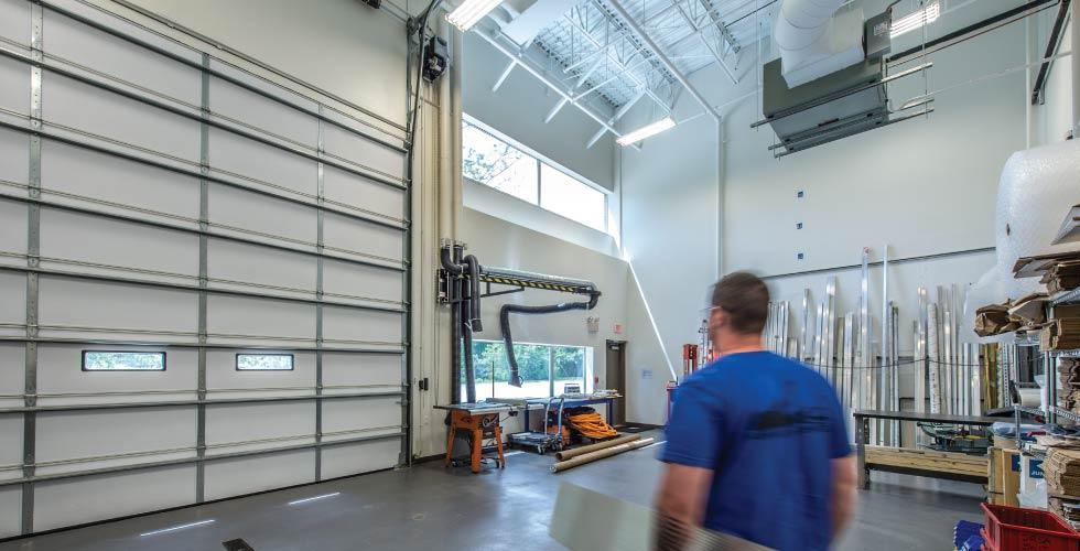 Maugel Architects industrial design DCS Corporation