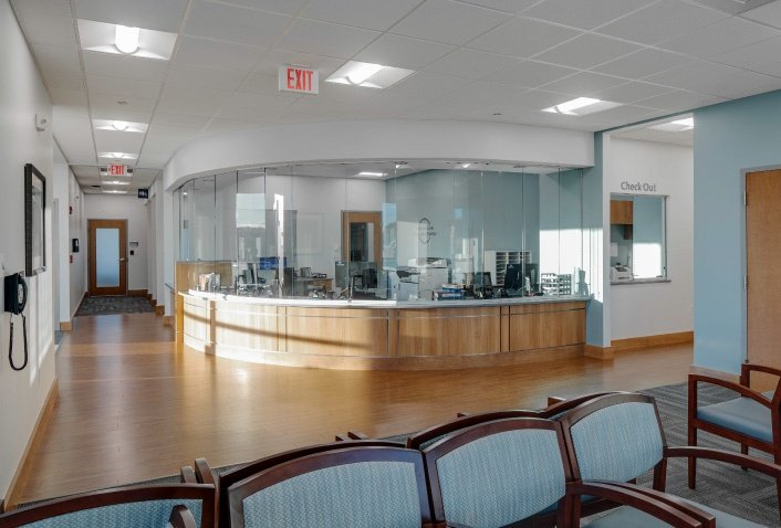 Construction Complete at Circle Health Dracut