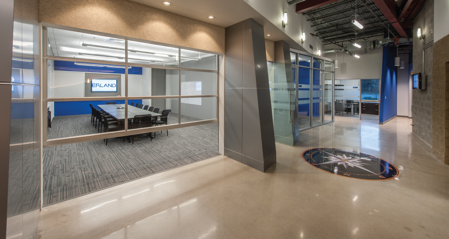 Commercial Interior Design Maugel Architects Erland