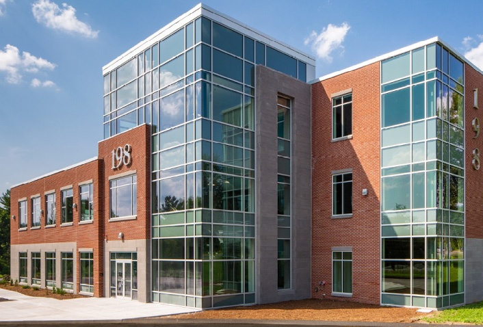Maugel and RP Masiello Design-build Office Building