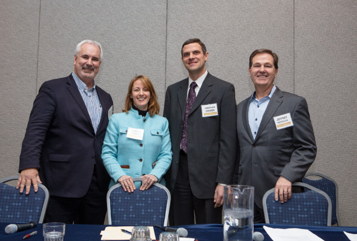 Jonathan Cocker Healthcare Panelist at New England Real Estate Journal Summit