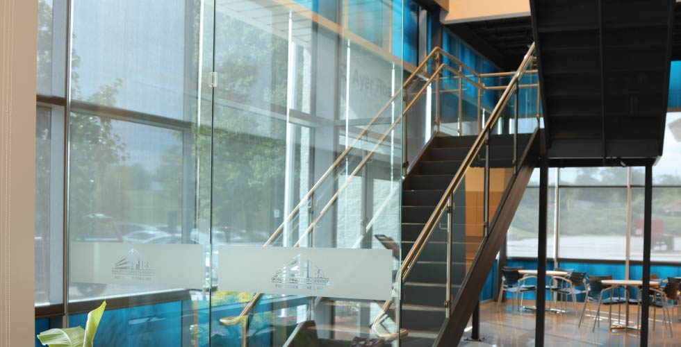 Industrial Architects Maugel Architects FIBA Technologies