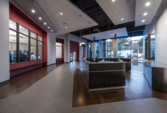 Enterasys HQ Interior Design Featured in High-Profile