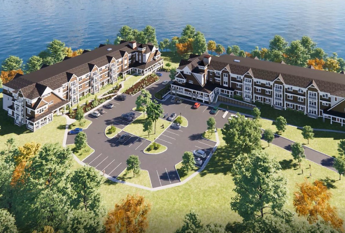 Maugel Designs 55 & Over Housing in Lakeville