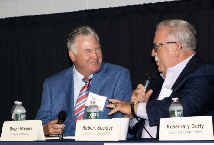 Maugel Panelist at Real Estate 2020 Building Summit
