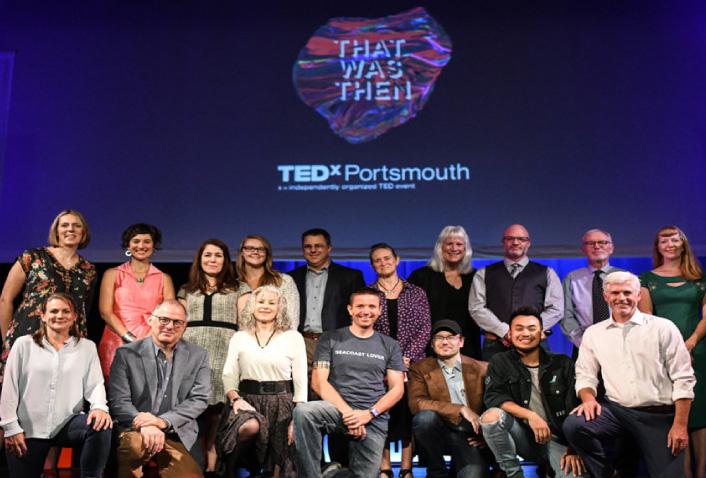 DeStefano Maugel Sponsors TEDxPortsmouth