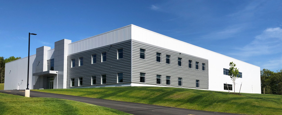 Foster Industrial Manufacturing Design Maugel Architects