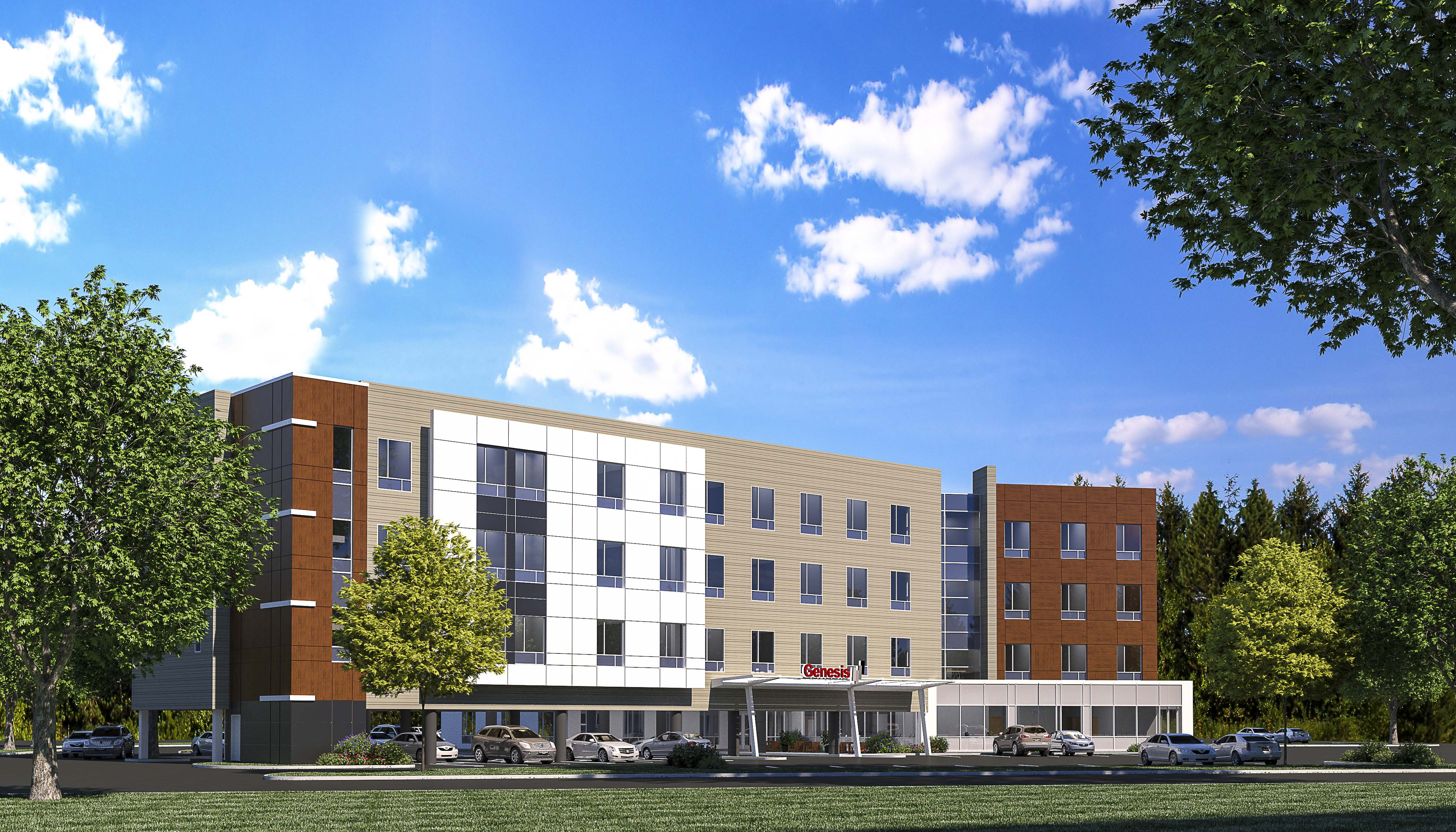 Maugel Architects Announced Today Genesis HealthCare Selected The Firm And  General Contractor RP Masiello Of Boylston To Design And Build A New  83,000sf, ...