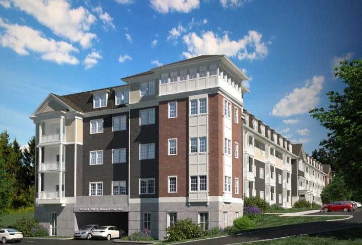 Winstanley Selects Maugel for Grist Mill Apartments