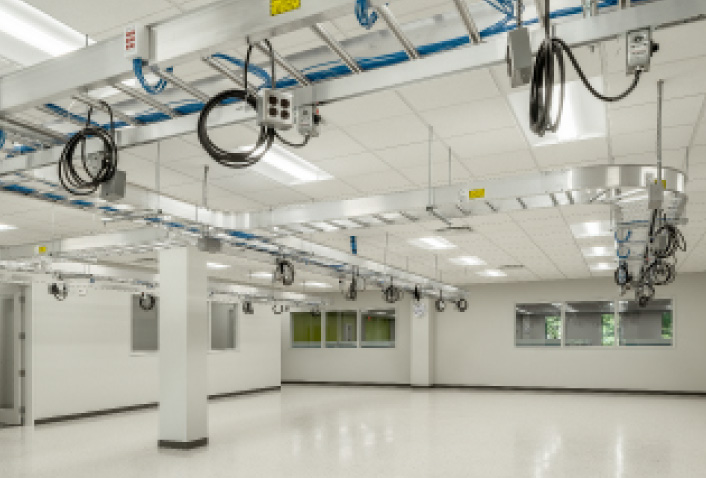 Maugel Designs Multi-phased Renovations at Instrumentation Labs