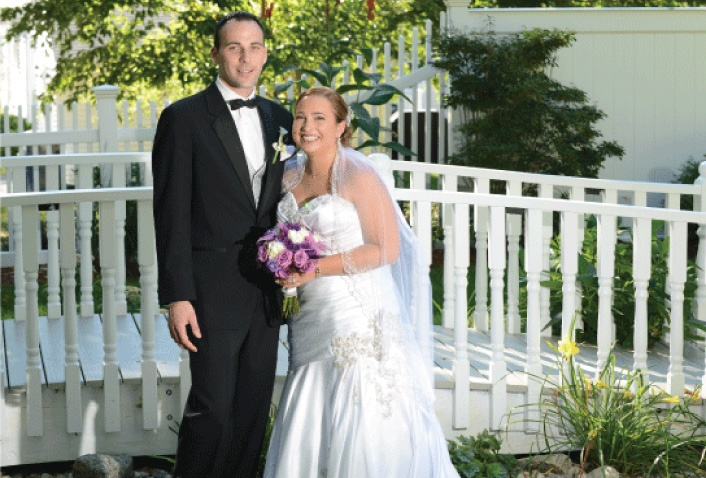 Introducing Mr. and Mrs. Gould...