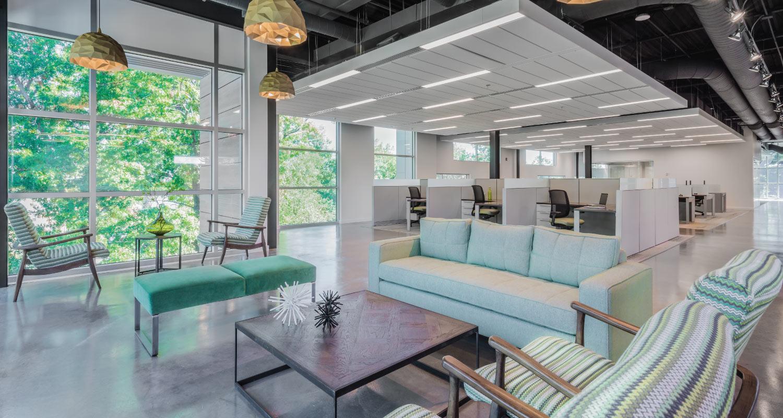 Laddawn Interior Design Lounge Area_Maugel Architects