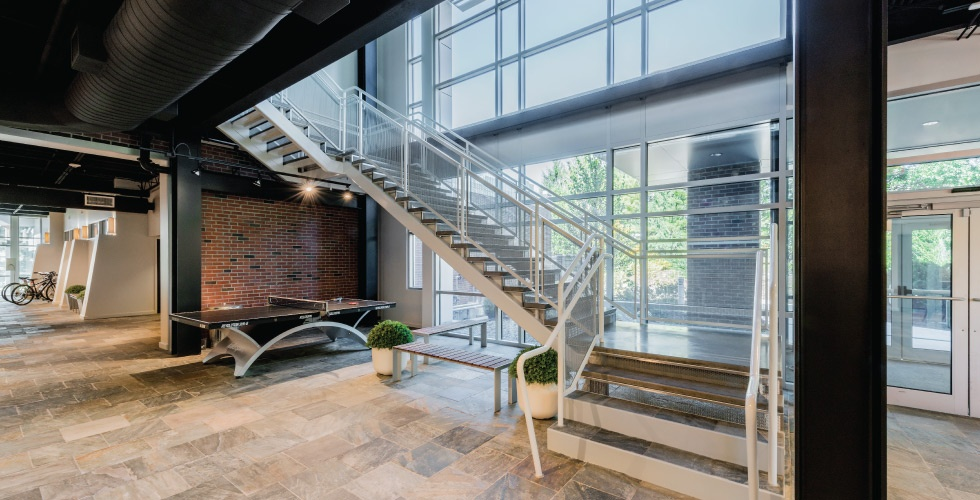 Commercial Office Design_Modern Workspace_Maugel Architects
