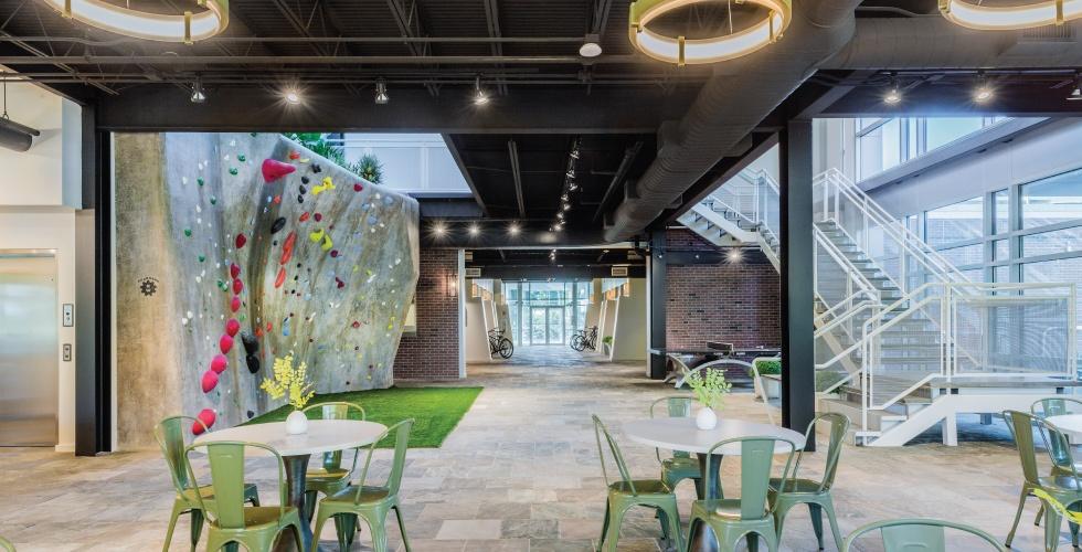 Innovative Workspaces_Laddawn Interior