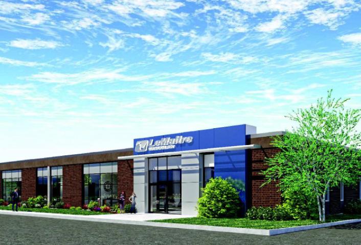 LeMaitre Vascular Corporate Headquarters Underway at Northwest Park